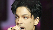 Prince -- Carried Off Jet by Bodyguard After Emergency Landing