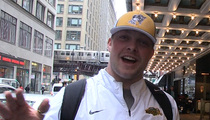 Carson Wentz's Roommate -- He's No Johnny Manziel ... 'I'd Let Him Date My Sister' (VIDEO)