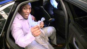 NFL's Takeo Spikes -- Sexist Advice For NFL Rookies