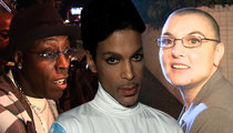 Arsenio Hall Sues Sinead O'Connor Over Prince Rant