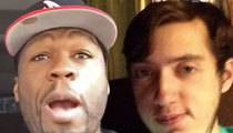 50 Cent Apologizes for Mocking Autistic Man