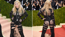 Madonna -- Dominates at Met Gala (PHOTOS)
