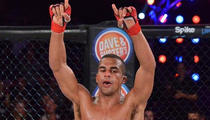 MMA Fighter Jordan Parsons -- Dies After Hit and Run Crash