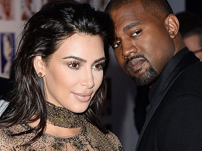 Kanye Shares RARE, Artsy Candid of North West -- And This Is One BEAUTIFUL Kid!