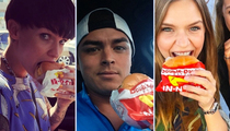 18 Delicious Photos of Famous In-N-Out Fans for National Hamburger Day