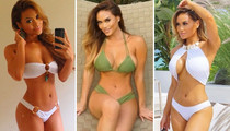 Sexy Snaps Of Daphne Joy for #WCW