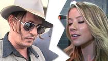 Johnny Depp: Amber Heard Files for Divorce