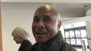 Lynn Swann -- Stoked for USC Job ... Already Pressed About Paying Athletes