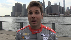 Racing Star Will Power -- Music In Race Cars? ... Hell No, It's Too Dangerous
