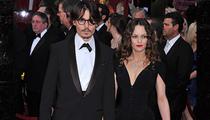Johnny Depp's Long-Term Partner: Amber's a Liar ... He Doesn't Beat Women