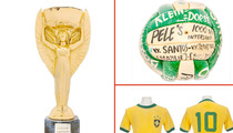 Pele -- OId Balls Up for Grabs ... But They Ain't Cheap!