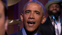 Obama on Fallon -- I'm Really Into My Side Hustle (VIDEO)