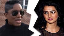Jermaine Jackson -- Wife Files for Divorce