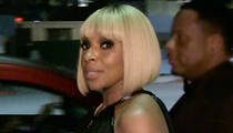 Mary J. Blige -- New Jersey Hit Me Up for Another $166k