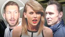 Calvin Harris -- Taylor Meeting Tom's Mom Is a Joke ... Just Ask MY Mom
