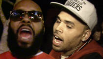 Suge Knight Sues Chris Brown ... It's Your Fault I Got Shot!