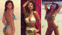 38 Hot Shots of Bday Babe Nicole Scherzinger ... Don't Cha Wish You Looked That Good?