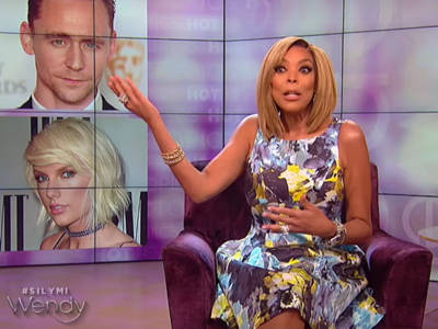 Wendy Williams Goes After Taylor Swift & Tom Hiddleston HARD, Says Everything Everybody's…