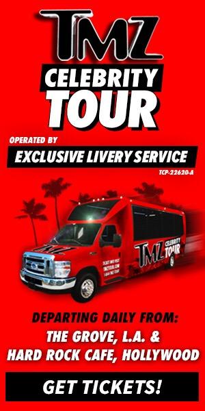 TMZ TOUR - HOLLYWOOD