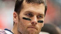 Tom Brady -- Throws In Towel On Deflategate