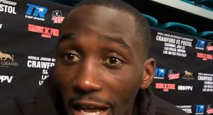 Boxing Champ Terence Crawford -- No MMA For Me…