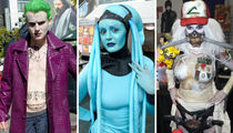 Geek Out On 25 Cool Comic-Con Costumes Photos