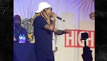 Lil Wayne: Bad Trip at High Times Gig ... I'll Never Do This Again!