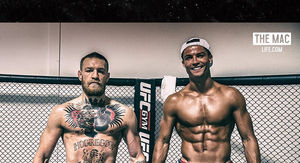 Conor McGregor -- Shirtless Showdown ... with…