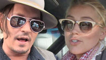 Amber Heard to Johnny Depp: Stop Stonewalling the Divorce