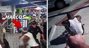 Ex-NFL QB Marcus Vick -- Insane Police Video ...…