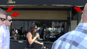 Bernie Ecclestone's Daughters -- Bodyguarded In Bev Hills ... After Mother-In-Law Abducted