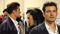 Orlando Bloom: All Access with Katy Perry at DNC
