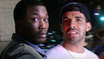 Meek Mill -- Tried to Block Drake from Philly Turnup