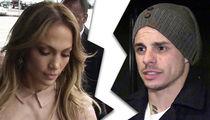 Jennifer Lopez & Casper Smart -- It's Over