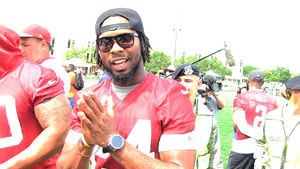 Josh Norman -- 'Humbled' By Jay Z ... Thanks for the Lyrical Shout Out!