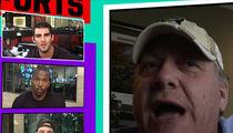 Curt Schilling -- Blasts Colin Kaepernick ... If He Were MY Teammate ... (VIDEO)