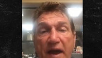 Joe Theismann -- Teddy Bridgewater Will Be Back ... Trust Me, I Know Leg Injuries
