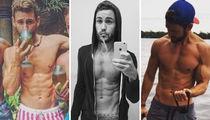Nick Viall Named Next 'Bachelor' ... See His Most Dramatic Shirtless Shots