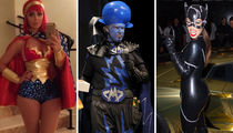 Geek Out on Stars In Comic Costumes for National Comic Book Day!