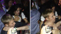 Justin Bieber -- Attacked in Club (VIDEO)