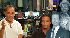 TMZ Live: Brad Pitt: Child Abuse Allegations