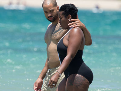 Fantasia Lost MAJOR Weight -- This Is the Before, Wait'll You See the AFTER!