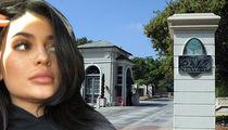 Kylie Jenner -- Jail Time for Gate Crasher