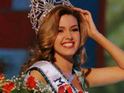 """Trump Body Shames Former Miss Universe for Gaining """"MASSIVE"""" Amount of Weight"""