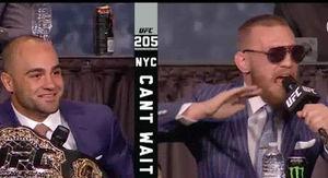 Conor McGregor -- Eddie Alvarez Is a Moron ...…