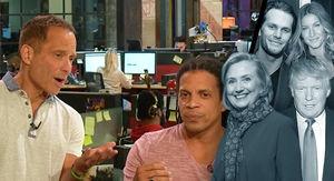 TMZ Live: Hillary vs. Trump: The War of Words