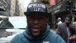 Floyd Mayweather -- McGregor Fight Still Possible ... Dude Can Really Box