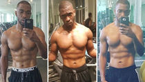 Jay Pharoah May Be Off 'SNL' ... But His Shirtless Photos Are Still ON Point!