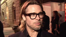 Brad Pitt -- First Face-to-Face With Maddox Since Plane Incident