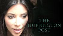 Kim Kardashian -- Apologize, Or I'll Sue You for Calling My Robbery Fake